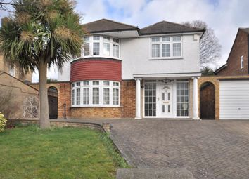 Thumbnail 4 bed detached house for sale in Walden Road, Chislehurst, Kent