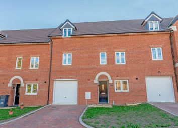 Thumbnail 3 bed terraced house for sale in Beauvais Avenue, Shortstown, Bedford