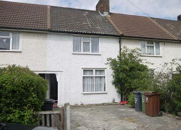 Thumbnail 2 bed terraced house to rent in Keir Hardie Way, Barking, Essex.