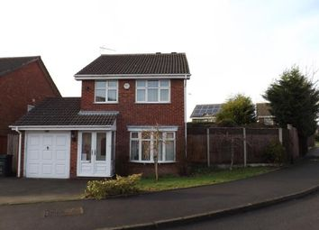 Thumbnail 3 bed detached house for sale in Tanglewood Close, Shard End, Birmingham
