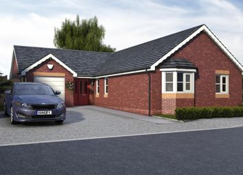 Thumbnail 3 bed detached bungalow for sale in Pentrosfa, Llandrindod Wells
