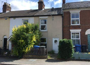 Thumbnail 2 bedroom terraced house for sale in Livingstone Street, Norwich