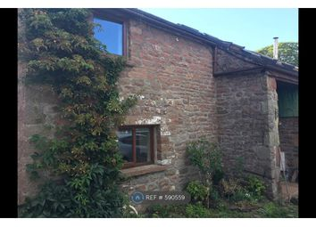 Thumbnail 1 bed semi-detached house to rent in Croft House Cottage, High Hesket, Carlisle