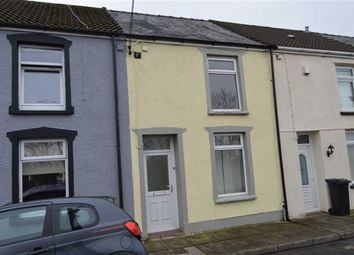 Thumbnail 2 bed terraced house to rent in Ivor Terrace, Dowlais, Merthyr Tydfil