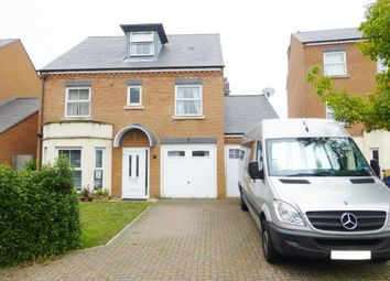 Thumbnail 4 bed detached house for sale in Sudbury Town, Wembley