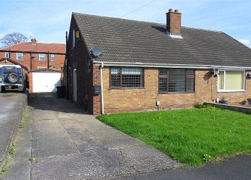 Thumbnail 3 bed semi-detached bungalow for sale in Parkfield Crescent, Mirfield, West Yorkshire