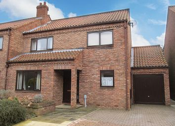 Thumbnail 4 bed town house for sale in Waltham Lane, Beverley