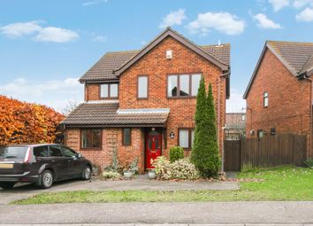 Thumbnail 4 bed detached house to rent in Eagle Way, Hartford, Huntingdon