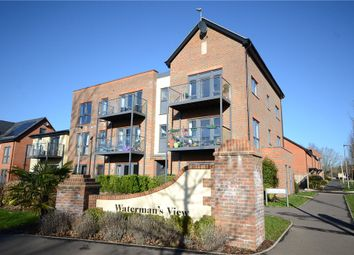 Thumbnail 2 bed flat for sale in Barrowe House, Oak Drive, Reading