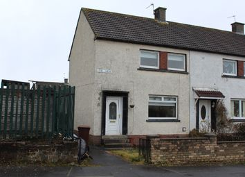 Thumbnail 2 bed end terrace house to rent in Fir View, Airdrie