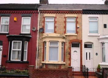 Thumbnail 2 bed terraced house to rent in Seddon Road, Garston, Liverpool, Merseyside