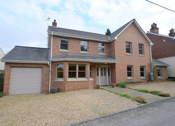 Thumbnail 5 bed detached house for sale in Woodside, Blackwater, Camberley