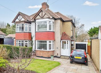 Thumbnail 3 bed semi-detached house for sale in Spring Gardens, Chelsfield, Orpington