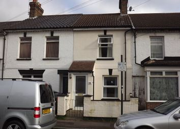 Thumbnail 2 bed terraced house to rent in Park Street, Southend