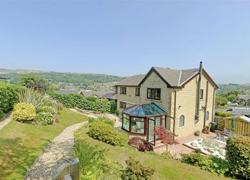 Thumbnail 4 bed detached house for sale in Dale Avenue, Todmorden