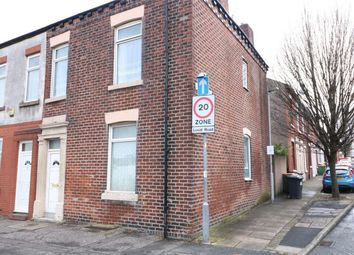 Thumbnail 3 bed end terrace house for sale in St Georges Road, Preston, Lancashire