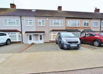 Thumbnail 3 bedroom terraced house for sale in Ashvale Gardens, Collier Row