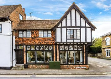 3 bed semi-detached house for sale in High Street, Oxted, Surrey RH8