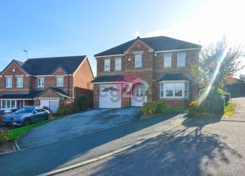 Thumbnail 4 bed detached house for sale in James Walton Place, Halfway, Sheffield