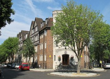 Thumbnail 1 bed flat to rent in Hillsborough Court, Mortimer Crescent, Kilburn