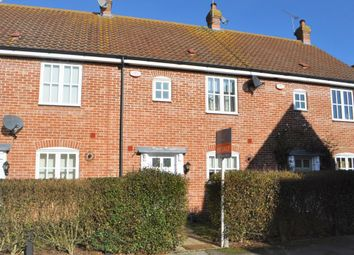 Thumbnail 3 bedroom terraced house for sale in Curtis Way, Kesgrave