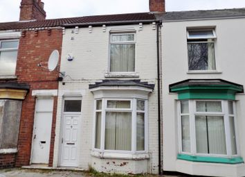 Thumbnail 2 bedroom terraced house for sale in Outram Street, Town, Middlesbrough
