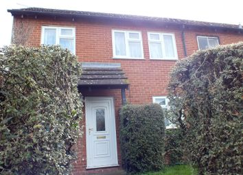 Thumbnail 4 bed end terrace house for sale in Queen Elizabeth Close, Didcot