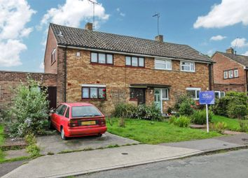 Thumbnail 3 bed semi-detached house for sale in Parkfields, Hadleigh, Benfleet