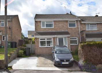 Thumbnail 3 bed end terrace house for sale in Churchill Road, Nailsworth, Stroud