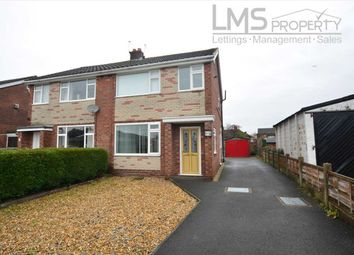 Thumbnail 3 bed semi-detached house for sale in Rutland Drive, Middlewich