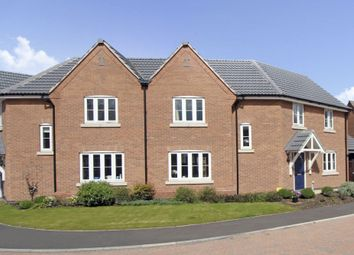 "Thumbnail 3 bed semi-detached house for sale in ""Fairway"" at Atherstone Road, Measham, Swadlincote"