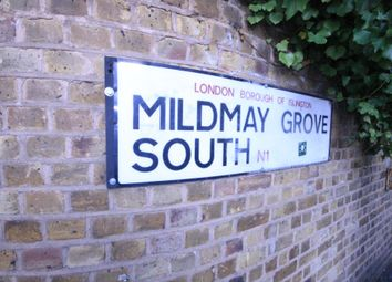 Thumbnail 6 bed terraced house for sale in Mildmay Grove South, Islington