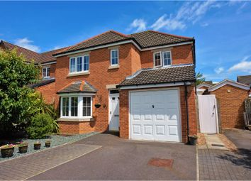 Thumbnail 5 bed detached house for sale in Fordham Drive, Lincoln
