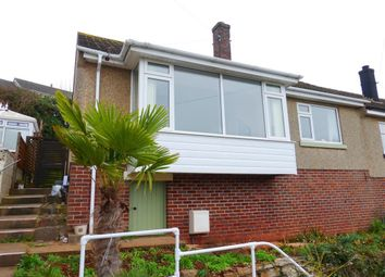 Thumbnail 2 bed bungalow to rent in Waterleat Avenue, Paignton