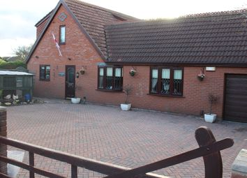 Thumbnail 4 bed detached house for sale in Picksley Crescent, Grimsby, Lincolnshire