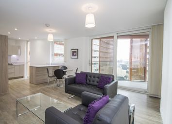 Thumbnail 1 bedroom flat to rent in Enderby Wharf, Tiggap House, Greenwich
