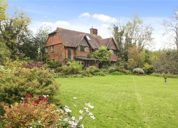 Thumbnail 6 bed detached house for sale in Westwood Lane, Wanborough, Guildford, Surrey