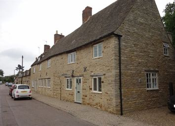 Thumbnail 3 bed cottage to rent in Main Street, Woodnewton, Peterborough