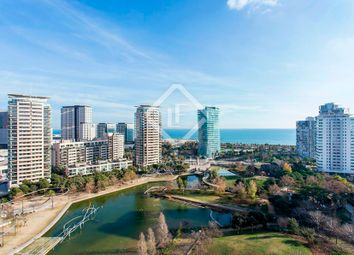 Thumbnail 3 bed apartment for sale in Spain, Barcelona, Barcelona City, Diagonal Mar, Bcn6447