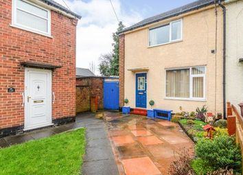 Thumbnail 2 bed end terrace house for sale in Mount Pleasant Ave, St Helens, Merseyside, .