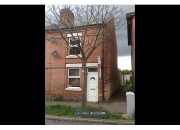 Thumbnail 2 bed end terrace house to rent in Noel Street, Nottingham