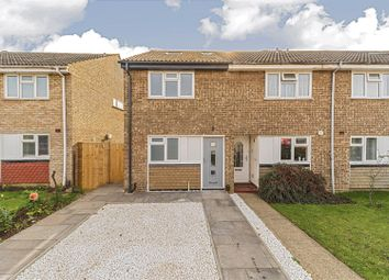 Thumbnail 3 bed end terrace house for sale in Wordsworth Road, Hampton
