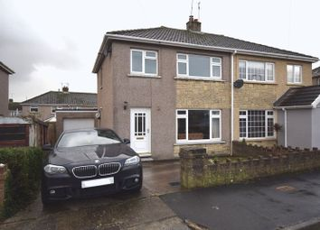 Thumbnail 3 bed semi-detached house for sale in 28, Glenwood Close, Coychurch