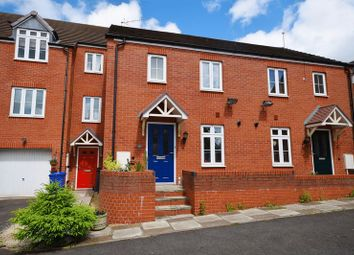 Thumbnail 3 bed mews house for sale in Waverley Drive, Norton, Stoke-On-Trent