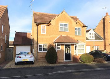 Thumbnail 3 bedroom detached house for sale in Perkin Field, Terrington St. Clement, King's Lynn