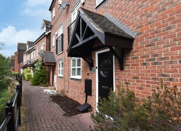 Thumbnail 4 bed town house for sale in Honeymans Gardens, Droitwich