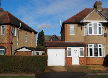 Thumbnail 3 bed semi-detached house for sale in Birchbarn Way, Whitehills, Northampton