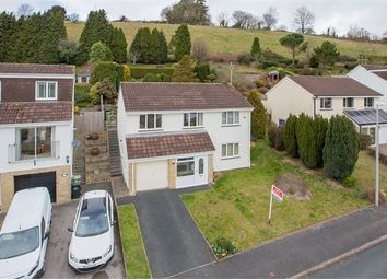 Thumbnail 3 bed detached house for sale in The Churchills, Highweek, Newton Abbot, Devon.