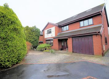 Thumbnail 6 bed detached house for sale in Sandy Lane, Astley, Tyldesley, Manchester