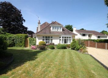 Thumbnail 3 bed detached house for sale in Dudsbury Avenue, Ferndown
